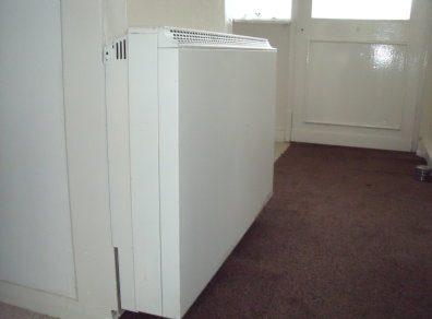 Storage Heater Bath - 24 hours Heating Installation Bath